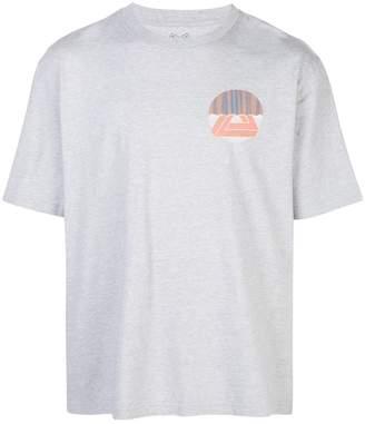 Palace tri-curtain print T-shirt