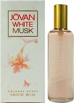 Jovan White Musk By For Women. Cologne Spray 3.25 Oz.