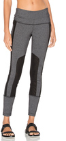 Blanc Noir Performance Mesh Paneled Legging