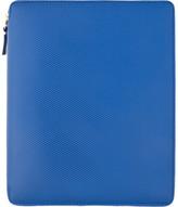 Comme des Garcons Wallets Blue Leather iPad Case