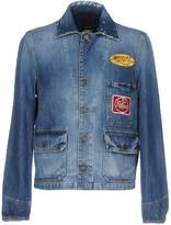 (+) People + PEOPLE Denim outerwear - Item 42603678