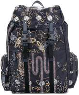 Valentino Rockstud Zandra Lunar Punk backpack