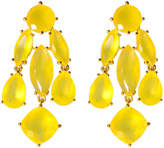 Kate Spade accessories Canary Statement Earrings