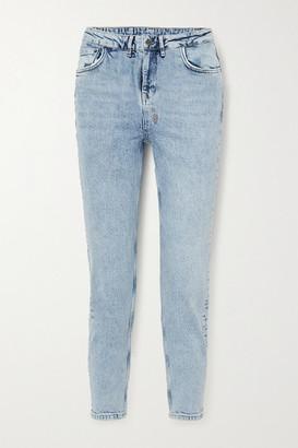 Ksubi Pointer Slim-leg Jeans - Light denim