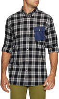 Wesc Men's Gazak Checkered Sportshirt