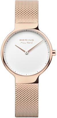 Bering Max Rene 15531-364 Mesh Strap Rose Watch