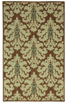 "Bacova Rugs, Marbella Fontaine 28.3"" x 46"" Accent Rug"