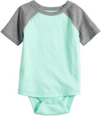 Toddler Boy Jumping Beans Adaptive Double-Layer Bodysuit