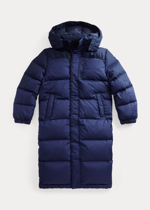Ralph Lauren Water-Resistant Down Coat
