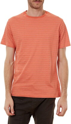 Px Thin Stripe Crew Neck T-Shirt