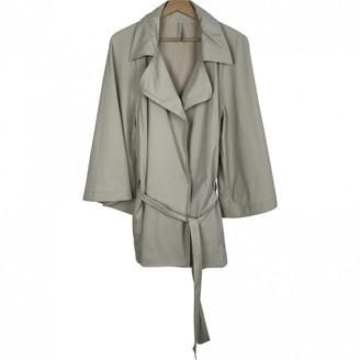 Liviana Conti Beige Jacket for Women