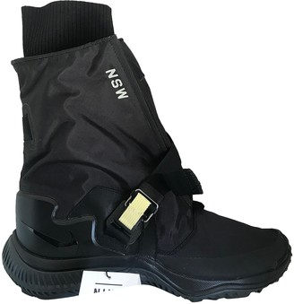 Nike Acg Black Polyester Trainers