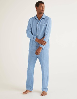 Brushed Cotton Pyjama Set