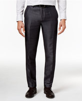 Calvin Klein Men's Slim-Fit Micro-Herringbone Pants