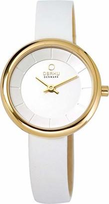 Obaku Dress Watch (Model: V146LXGIRW)