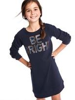 Gap Be bright sweatshirt dress