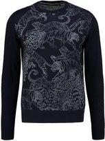 Versace Jeans Jumper Blu