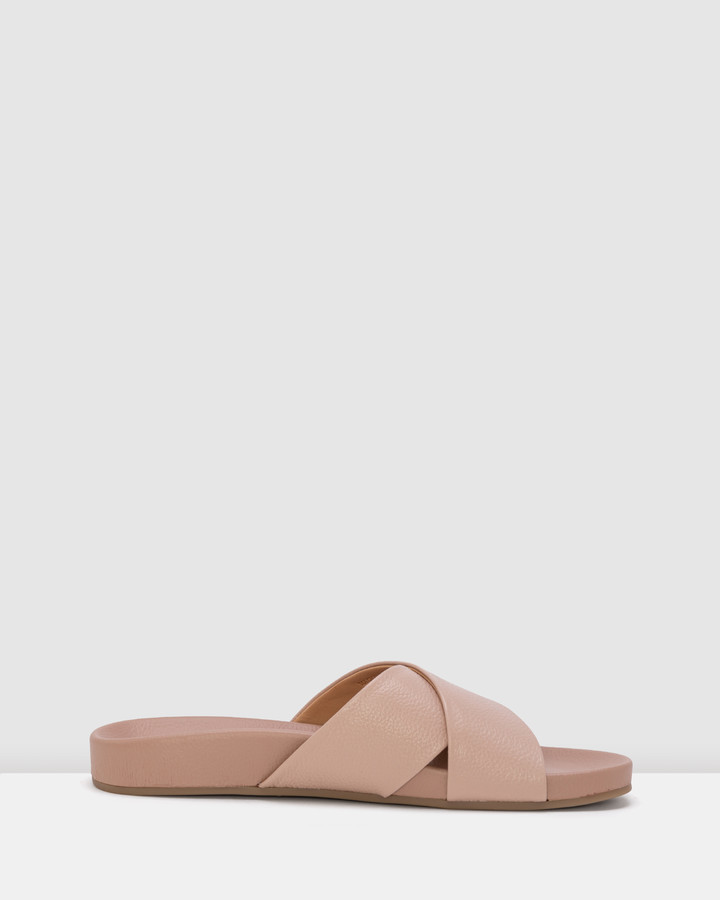 Thumbnail for your product : Roolee Women's Sandals - Tide Cross Slide - Size One Size, 41 at The Iconic