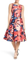 Adrianna Papell Women's Floral Dress