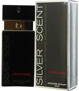 Jacques Bogart Scent Intense Eau de Toilette, Silver 100 ml by