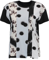 Marc by Marc Jacobs Printed Cotton Top