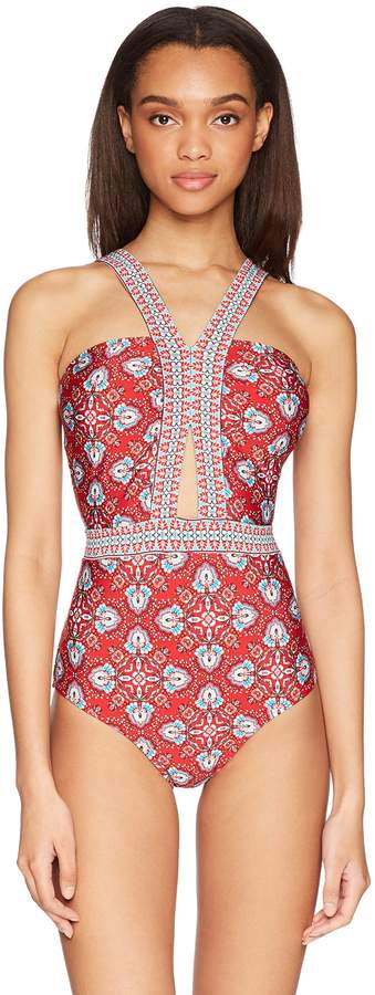 fbc244939 Laundry by Shelli Segal One Piece Swimsuits For Women - ShopStyle Canada