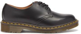 Comme des Garçons Comme des Garçons X Dr. Martens 1461 Leather Derby Shoes - Black