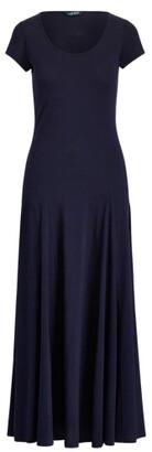 Lauren Ralph Lauren Ralph Lauren Jersey T-Shirt Maxidress
