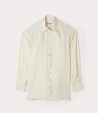 Vivienne Westwood Football Shirt Natural