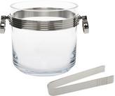 Ralph Lauren Home Bentley Ice Bucket & Tongs