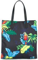 Marc Jacobs 'B.Y.O.T Parrot' shopper tote - women - Leather/Nylon - One Size