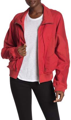Emory Park Stand-Up Zip Up Jacket