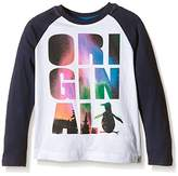 Original Penguin Boy's Northern Lights Shirt