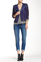 Hudson Ginny Straight Ankle Cuffed Jean
