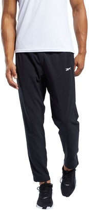 Reebok Men's Workout Ready Woven Trackster Pants