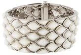 Stephen Webster Mother of Pearl Scale Bracelet