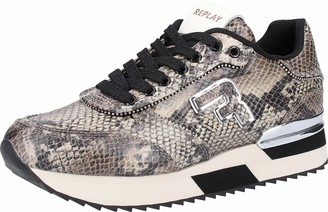 Replay Women's Sunflower Low-Top Sneakers