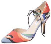 LK Bennett Fauna Two-Piece Pump