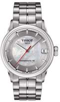 Tissot Women's Luxury Asian Games Mother of Pearl Watch, 33mm