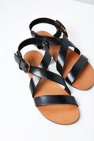 Maddie Leather Sandal