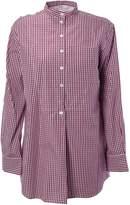 Celine Checkered Masculine Shirt
