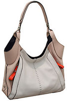 Oryany Bianca Italian Leather Shoulder Bag