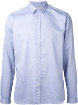 Oliver Spencer Clerkenwell Tab shirt - men - Cotton - 15