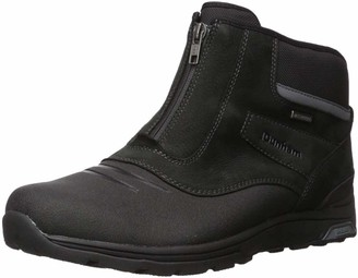 Dunham Men's Trukka Zip Mid Calf Boot
