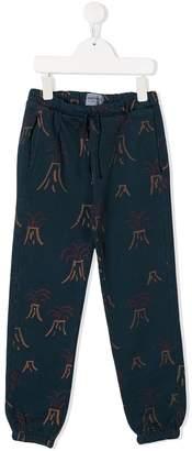 Bobo Choses volcano print track pants