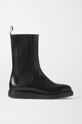 LEGRES 18 Leather Chelsea Boots