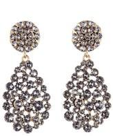 Oscar de la Renta Women's Teardrop Earrings