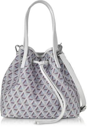 Ikon Lancaster Paris Small Top Handles Bucket Bag