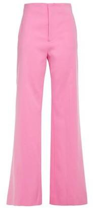 Joseph Kirk Cotton-blend Sateen Flared Pants