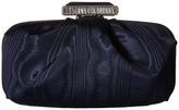 Oscar de la Renta Goa Moire Faille Clutch Handbags